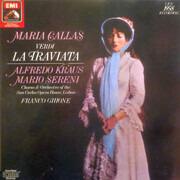LP-Box - Giuseppe Verdi - La Traviata - Hardcoverbox + Booklet / Mono