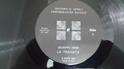 LP-Box - Giuseppe Verdi - La Traviata - Box Set