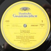 Double LP - Giuseppe Verdi/Coro e Orchestra del Teatro alla Scala, Votto a.o. - La Traviata
