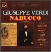 LP - Giuseppe Verdi - Nabucco