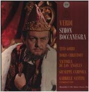 LP-Box - Giuseppe Verdi - Simon Boccanegra - Hardcoverbox + booklet
