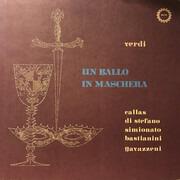 LP-Box - Verdi - Un ballo in maschera - BOX-SET