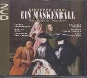 Double CD - Giuseppe Verdi - EIN MASKENBALL