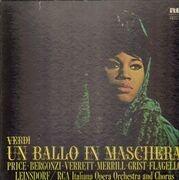 LP-Box - Giuseppe Verdi - Un Ballo In Maschera