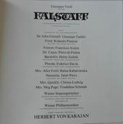 LP-Box - Verdi - Falstaff (Karajan)