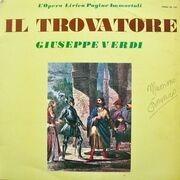 LP - Giuseppe Verdi - Il Trovatore