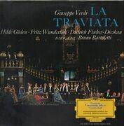 LP - Giuseppe Verdi - La Traviata - tulip rim