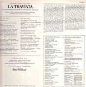 LP - Giuseppe Verdi, Hans Steinkopf, Maria Cebotari - La Traviata