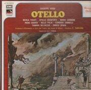 LP-Box - Giuseppe Verdi - Otello (Sabajno, Nicola Fusati,..)