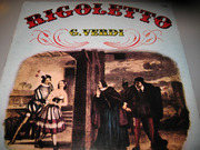LP - Giuseppe Verdi - Rigoletto