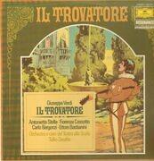 LP - Giuseppe Verdi, Antonietta Stella, Fiorenza Cossotto,.. - Il Trovatore