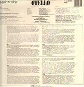 LP - Giuseppe Verdi, Jon Vickers, Mirella Freni - Otello