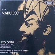 LP-Box - Verdi - Nabucco (Tito Gobbi, Lamberto Gardelli, Elena Souliotis)