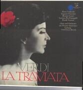 Double LP - Giuseppe Verdi - La Traviata