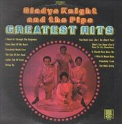 LP - Gladys Knight And The Pips - Greatest Hits