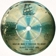 7'' - Gladys Knight And The Pips - Help Me Make It Through The Night