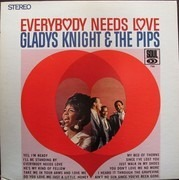 LP - Gladys Knight & The Pips, Gladys Knight And The Pips - Everybody Needs Love