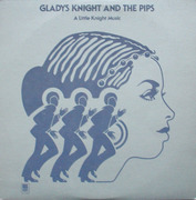 LP - Gladys Knight And The Pips - A Little Knight Music