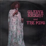 LP - Gladys Knight And The Pips - Gladys Knight And The Pips
