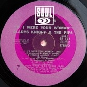 LP - Gladys Knight And The Pips - If I Were Your Woman