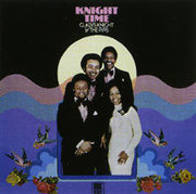 LP - Gladys Knight & The Pips - Knight Time