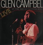 Double LP - Glen Campbell - Live At The Royal Festival Hall