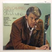 LP - Glen Campbell - Gentle On My Mind