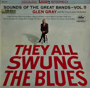 LP - Glen Gray and the Casa Loma Orchestra - Sounds Of The Great Bands Vol. 5