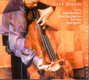 CD - Glen Moore - Nude Bass Ascending...