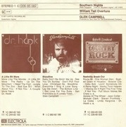 7'' - Glen Campbell - Southern Nights