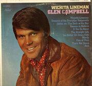 LP - Glen Campbell - Wichita Lineman