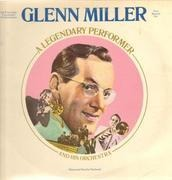 LP - Glenn Miller And His Orchestra - A Legendary Performer - SIDE C+D ONLY