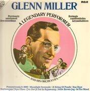 Double LP - Glenn Miller - A Legendary Performer