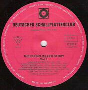 Double LP - Glenn Miller - The Glenn Miller Story - Gatefold Sleeve