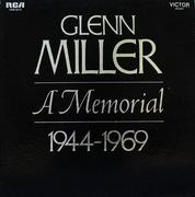 Double LP - Glenn Miller And His Orchestra - Glenn Miller - A Memorial 1944-1969 - Gatefold