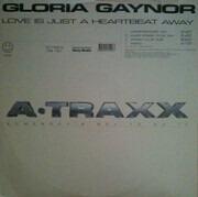 12inch Vinyl Single - Gloria Gaynor - Love Is Just A Heartbeat Away