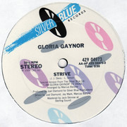 12inch Vinyl Single - Gloria Gaynor - Strive - still sealed