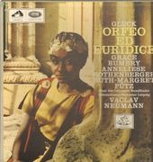 LP-Box - Gluck/ V. Neumann, A. Rothenberger, G. Bumbry, Gewandhaus-Orchester Leipzig - Orfeo ed Euridice - booklet with libretto