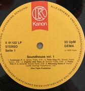 LP - Goldfinger - Soundhouse Vol. 1 - Rare Kraut