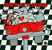7inch Vinyl Single - Gone In Sixty Seconds - Kick In The Head - Red