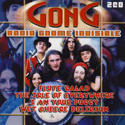 Double CD - Gong - Radio Gnome Invisible