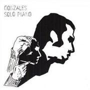 CD & DVD - Gonzales - Solo Piano