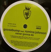 12inch Vinyl Single - Goosebump - Never Gonna Do