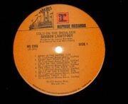 LP - Gordon Lightfoot - Cold On The Shoulder