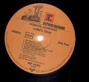 Double LP - Gordon Lightfoot - Gord's Gold