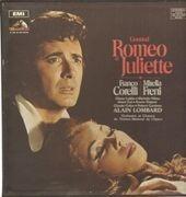 LP-Box - Gounod/ A. Lombard,  Orchestre et Choeurs du Théatre National de l'Opera , E. Lublin, M. Vilma - Romeo et Juliette - booklet with libretto