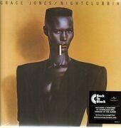 LP - Grace Jones - Nightclubbing - -180gr.-