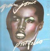 LP - Grace Jones - Portfolio