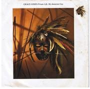 7'' - Grace Jones - Private Life / My Jamaican Guy