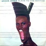 12'' - Grace Jones - Slave To The Rhythm - UK PRINT